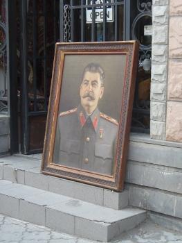 Stalin wiecznie żywy...