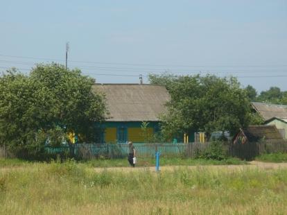 Krajobrazy wschodniej Białorusi