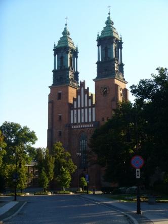 Archikatedra poznańska na Ostrowie Tumskim