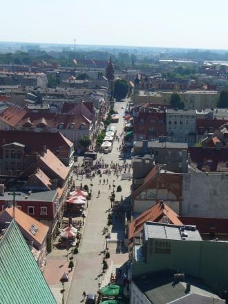 Stare Miasto w Gnieźnie