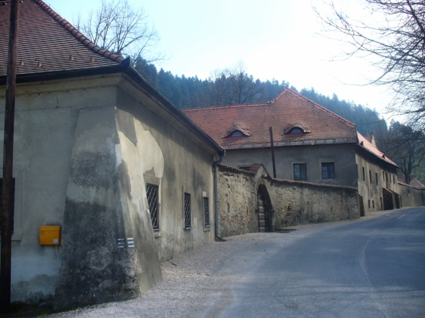 Czerwony Klasztor - wiosna