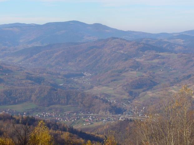 Dolina Dunajca i Gorce