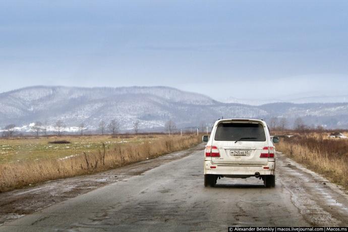 Sachalińskie drogi