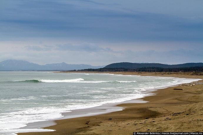Morze Ochockie