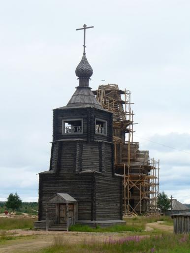 Cerkiew w Warzudze