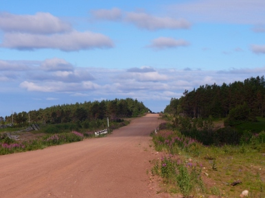 Karmazynowa droga Warzuga - Umba