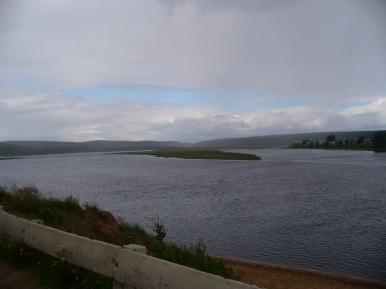 Rzeka Warzuga
