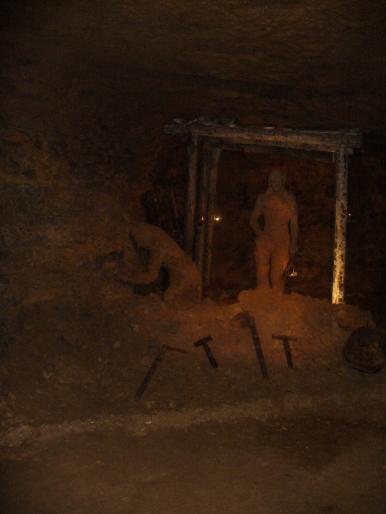 W zabytkowej kopalni srebra w Tarnowskich Górach