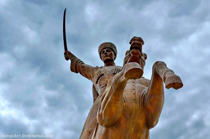 Pomnik Mowlida Wisaitowa.