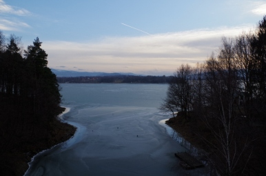 Wilczy Jar i Jezioro Żywieckie