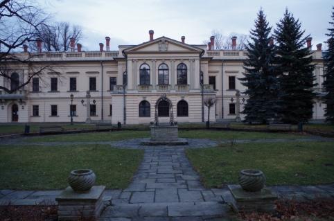 Pałac Habsburgów w Żywcu