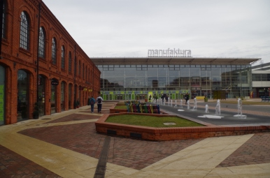 Centrum handlowe Manufaktura