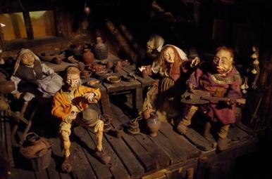 Muzeum Kinematografii - postaci z bajek
