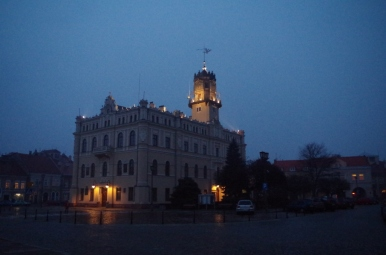 Jarosławski ratusz miejski