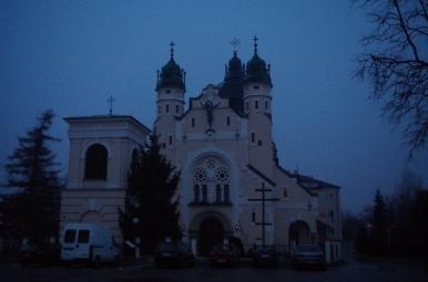 Cerkiew pw. Przemienienia Pańskiego, Jarosław