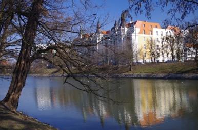 Wrocławska fosa miejska