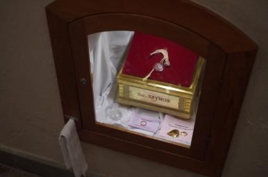 Relikwie św. Szymona z Lipnicy
