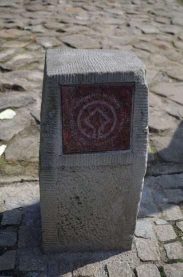Symbol UNESCO - Lipnica Murowana
