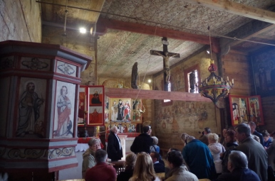Kościół św. Leonarda w Lipnicy Murowanej
