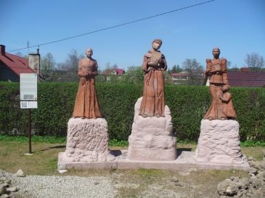 Trzej święci w Lipnicy Murowanej
