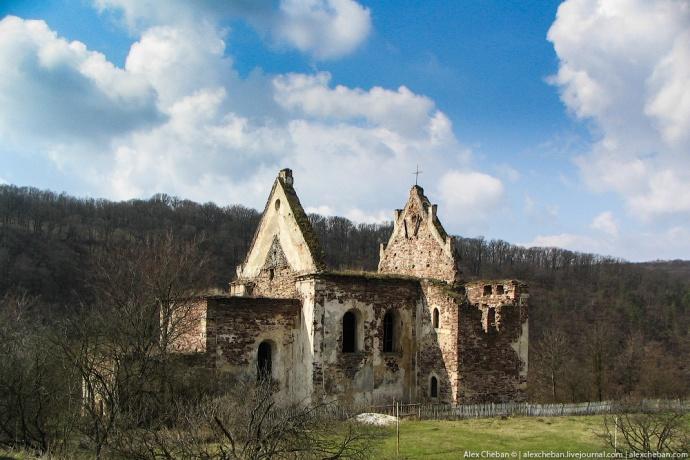 Kościół - Czerwonogród