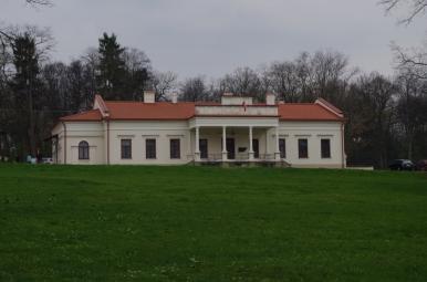 Dwór Paderewskiego w Kąśnej Dolnej