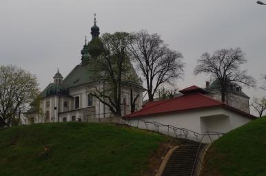 Sanktuarium w Tuchowie