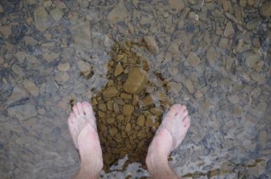 W bród przez Wisłok