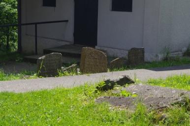 Cmentarz żydowski w Rymanowie