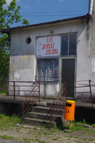 Na rynku w Jaśliskach