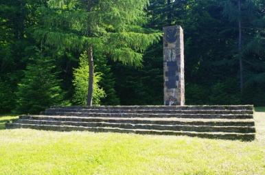Pomnik WOP-istów w Jasielu