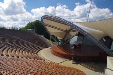 Amfiteatr w Mrągowie