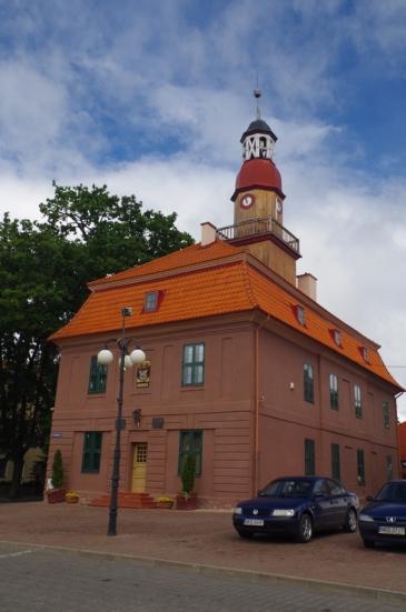 Ratusz w Srokowie