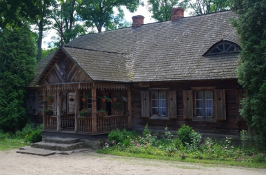 Skansen kurpiowski w Nowogrodzie