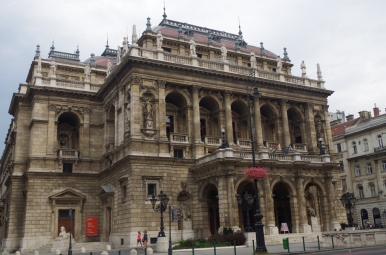 Opera w Budapeszcie