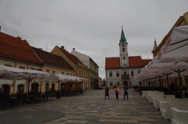 Rynek w Varaždinie