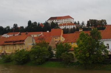 Zamek w Ptuju