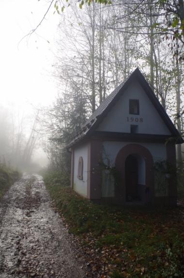 Kapliczka w Palczy