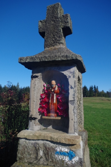 Kapliczka na Koskowej Górze