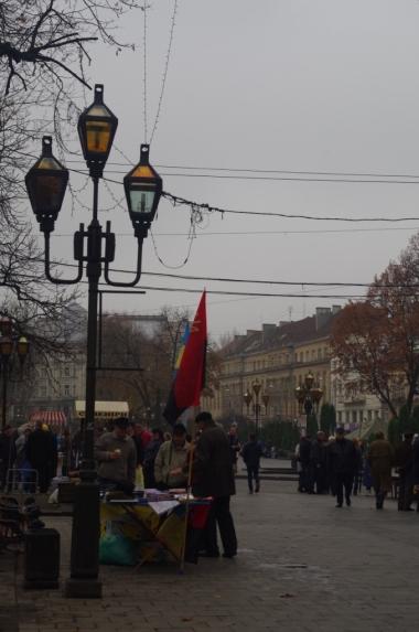 Prospekt Swobody (Aleja Wolności), Lwów