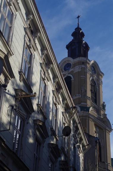 Bazylika archikatedralna Wniebowzięcia Najświętszej Maryi Panny i św. Jana Chrzciciela.