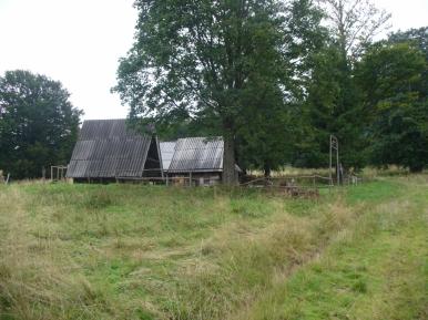 Baza namiotowa Przysłóp Potocki, zdjęcie wykonano 8 IX 2010 r.