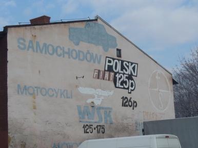 Druga strona Cieszyna, zdjęcie wykonano 21 II 2010 r.