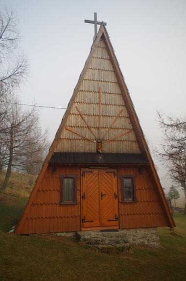 Kaplica na Przegibku