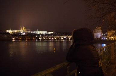 Nabrzeże Wełtawy, Praga