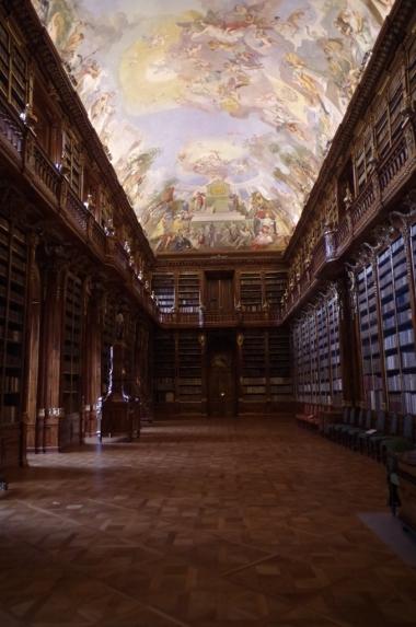 Biblioteka Strahowska - Sala Filozoficzna, Praga