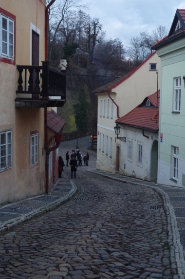 Nový Svět, Praga