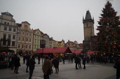 Rynek Starego Miasta w Pradze