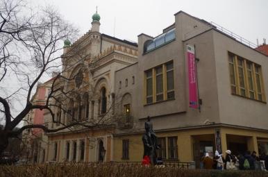 Synagoga Hiszpańska, Praga