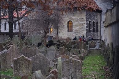 Stary Cmentarz Żydowski, Praga